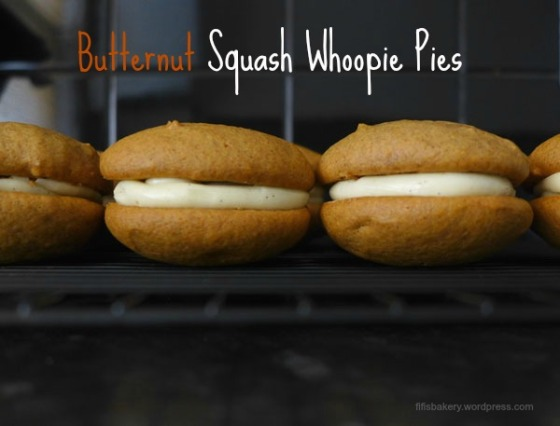 butternut squash whoopie pie recipe